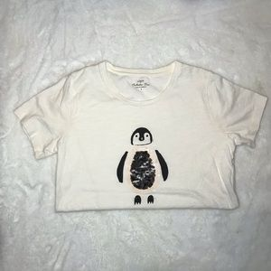 J crew size small penguin t shirt size small